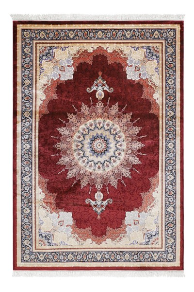 Orientteppich Rot » Nain « by WECONhome Oriental