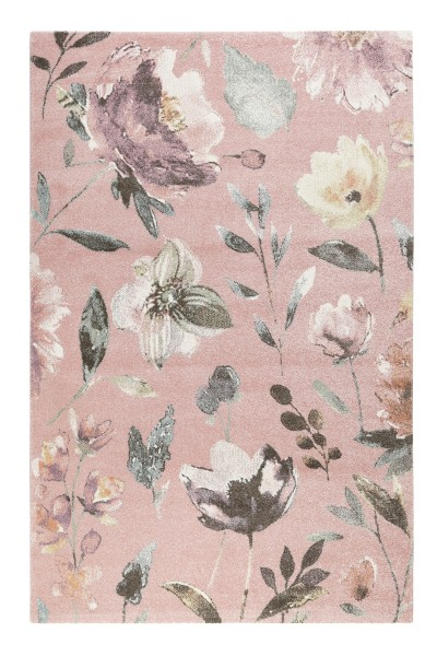 Wecon Home Kurzflor Teppich » Summer Breeze « rosa
