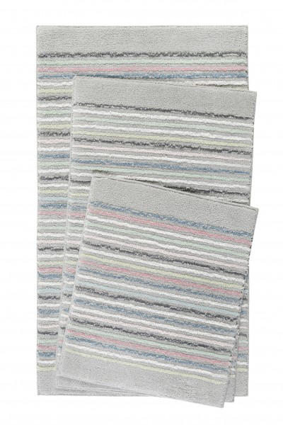 Esprit Badteppich » Cool Stripes « grau