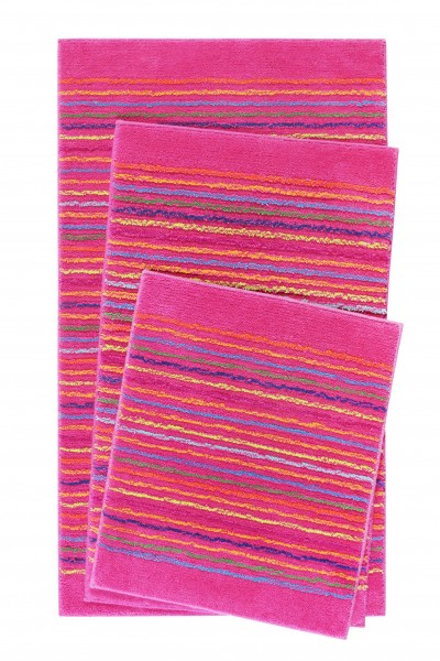 Esprit Badteppich » Cool Stripes « pink